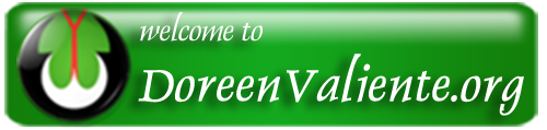 The Official Doreen Valiente Website